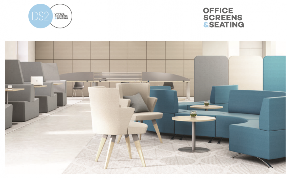 DS2 Office Screens & Seating Brochure