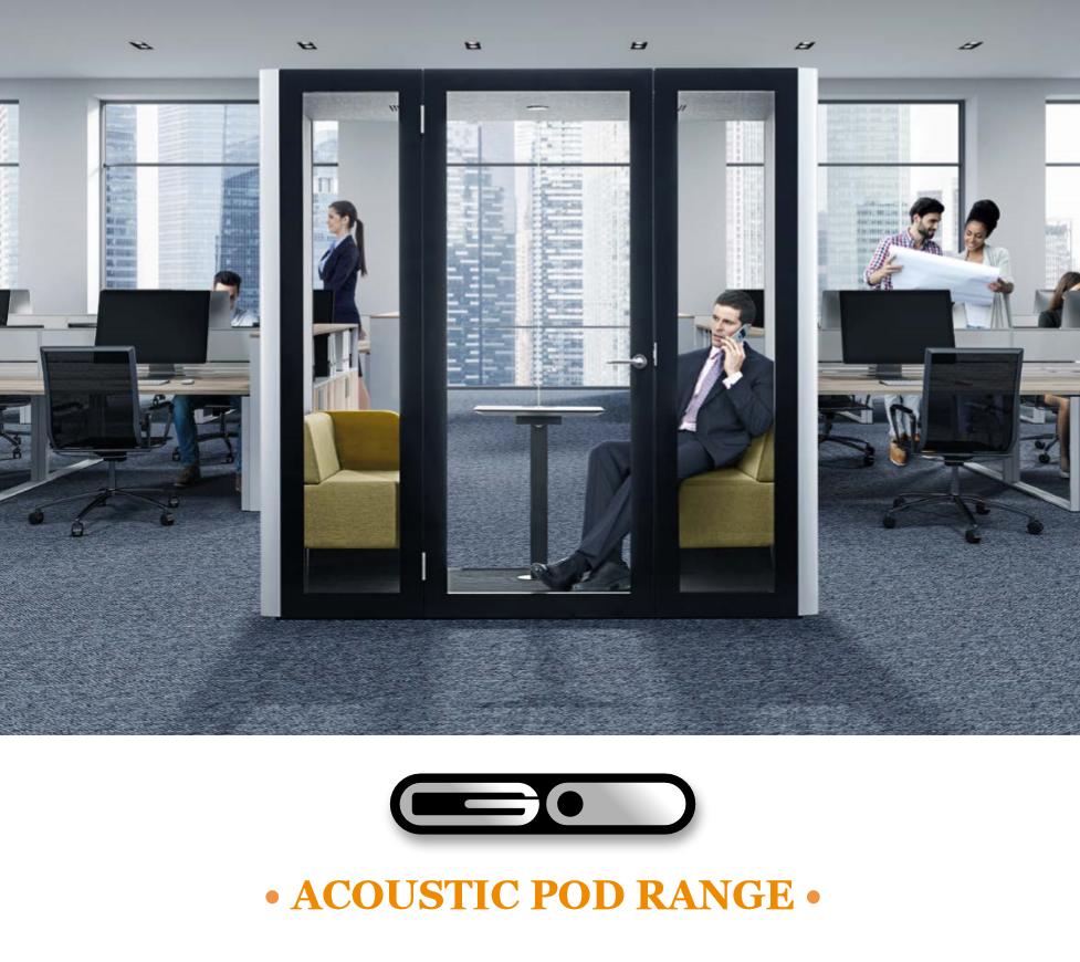Go Acoustic Pod Brochure