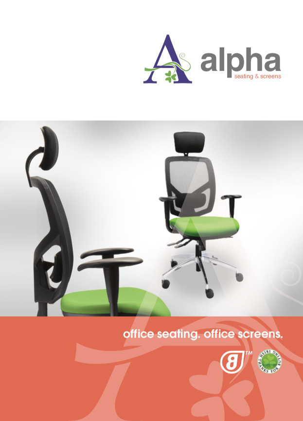 Alpha Seating 6 Panel
